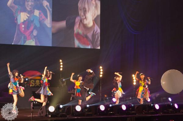 【BiS解散ライブ写真更新】BiS@横浜アリーナ(2014.07.08)  https://t.co/TrrW9M8CkN #bisidol http://t.co/8ALw6qJTUI