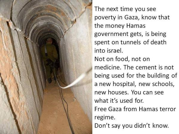 Next time you think of #Gaza and wonder where all the $ go? #Hamas #Terror #GazaUnderFire #StopHamas #GazaUnderAttack http://t.co/0rnVkSMiCO