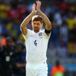 Steven Gerrard retires from England duty.  114 Caps 38 As Captain 21 Goals  A fantastic servant to English football. http://t.co/DshVIcrtaz