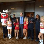 RT @BlayneBeal: And thats a wrap from Big 12 Media Day. #WreckEm http://t.co/G89CElowYg