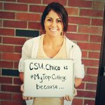 Wildcats- keep using #MyTopCollege to let everyone know why Chico State is special! Lets be number 1!! :) http://t.co/72slGwl6Ew