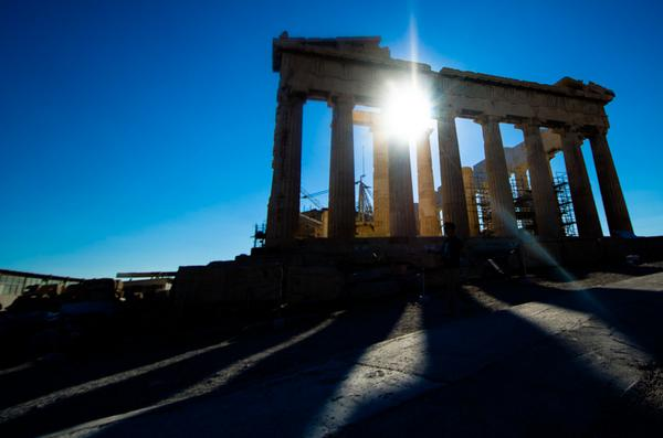 Overheard #Greece: How am I? I am learning not to block the path of my own light. http://t.co/vUcVJFm7jb #TravelTuesday via @SabraGertsch