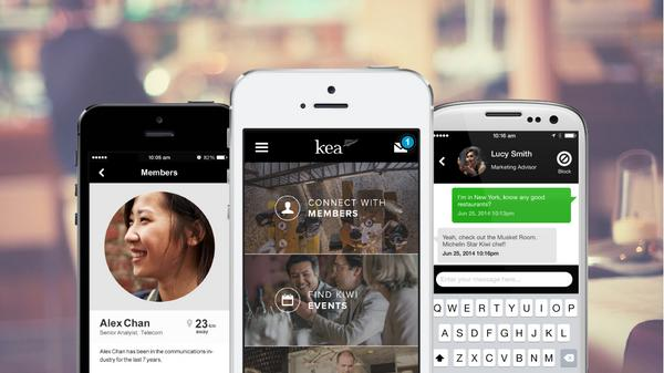 Introducing the Kea App. It's how Kiwis meet. Download it today from the App Store or Google Play. http://t.co/LlqkmzU1uL