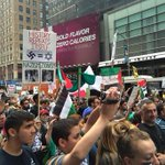 Anti-Israel protests in US (nearly 50) marked by offensive #Holocaust imagery http://t.co/jG6mXb333Q … #gaza #israel http://t.co/p0iQXPYmfn