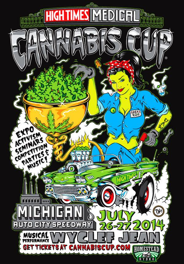 The @HIGH_TIMES_Mag Cannabis Cup heads to Michigan this weekend. Info and tickets at http://t.co/VL00Zl0M1k. http://t.co/aLAkd3oQog