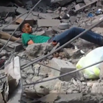 Cellphone video captures Gaza man repeatedly shot and killed by a sniper: http://t.co/R6fYzqumFe http://t.co/IuqqYRvzYh