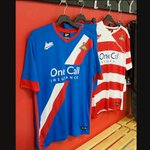 RT @drfc_official: Off the peg: The new #DRFC away shirt is coming... http://t.co/s9hyXZrFfU #AllRoverTheWorld http://t.co/YBRpnGhTkt