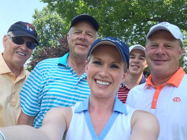Favorite day of the Summer - golf with the VJS crew at the Clement Manor Outing! http://t.co/aBMcKd8giS