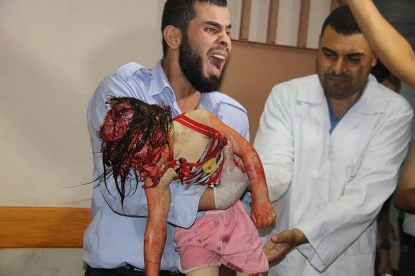 Devastated Granddaughter of a holocaust survivor actively wishing for Israel's destruction Congratulations Bibi #Gaza http://t.co/vNtpQts6Ft