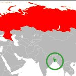 RT @pickover: Amazing fact. Tiny Bangladesh has more people than Russia. http://t.co/F08xah1Hav