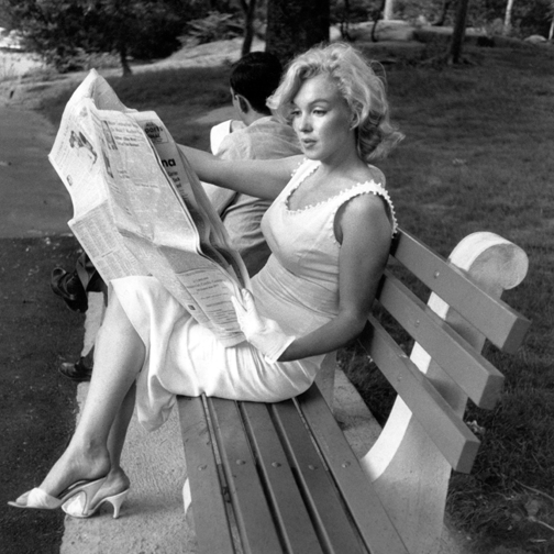 """I didn't mind being thought of as dumb. I knew I wasn't.""  #MarilynMonroe http://t.co/sMyEIEPcOI"