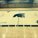 RT @trojansAD: New UMO logo now on the arena floor! #gotrojans http://t.co/CiPG5fbQF7