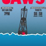 SATURDAY: Get out of the water... and into the theatre! #JAWS 7 pm. Presented with #wannawatchit #Vancouver #YVR http://t.co/kZPhFPMDAG