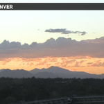 RT @KathySabine9: Pretty sunset tonight! Send in your pics! Forecast tonight #news #9wx #cowx http://t.co/WPMAOtKlNT