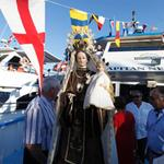 Thousands of people gathered in Ibiza to celebrate the procession of Virgen Del Carmen. http://t.co/Azr3LKVGs0 #ibiza http://t.co/8RSe2uSWuU