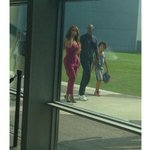 that cant be her lol RT @ImPasky: Wtf they feeding Blue Ivy?! http://t.co/PjuXSNBQvo