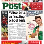 Here is YOUR TUESDAY front page.... #ISCREAM #NFFC #NPJobsFair #Carlton http://t.co/Y3JwK9TaQy