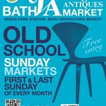 THIS SUNDAY 27th July @BathVA #Vintage & #Antiques #Market. 9.30am-4pm. Green Park Station @BathLifeMag @VisitBath http://t.co/pRWyyyofAj