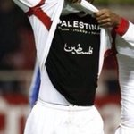 RT @FredericKanoute: If I were still playing football, I would display this shirt every game - regardless of consequences! #FreePalestine http://t.co/VYTal99zDS