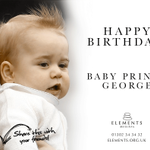 RT @ElementsMediSpa: Wishing Prince George a happy first birthday today! from all at elements medispa. #princegeorge #ilovedn http://t.co/Hh4AvA289Y