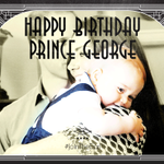 We wish Prince George a happy first birthday today! from all at the earl. #ilovedn #princegeorge http://t.co/40L4YYA8QR