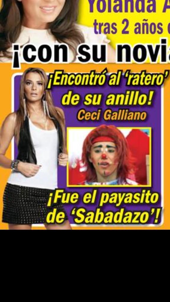 Buen martes a todos. A todos menos a ti, payasito de Sabadazo. Sabes lo que hiciste. #MartesDeTVNotas http://t.co/aOnOKhHKT7