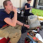 RT @LenexaFire: Its going to be very hot today. Make sure you stay hydrated! #lenexa http://t.co/q86lpxhWwn