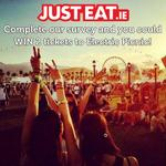 RT @JustEatIE: Want to go to Electric Picnic VIP? Win tickets with the #justeatretreat! RT follow & click: http://t.co/4mzPcr4Y2e http://t.co/6hqPSrlbzF