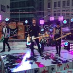 """@TODAYshow: .@5SOS is rehearsing on the Toyota Summer Concert stage! http://t.co/LKCTUfRdrn"""