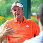Read what each @ClemsonFB assistant coach thinks about his position group and the 2014 season: http://t.co/xGO4SjX8Ou http://t.co/DyQStMxQbo