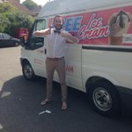 RT @BlueBellHill: @nicwilliams78 @NottinghamPost he looks very happy! #ISCREAM http://t.co/whkBqqS5fs