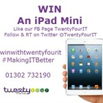 **WIN** An iPad Mini. Follow & RT to enter #ilovedn #doncasterisgreat #Wakefield #tweet2yorkshire #tweet_yorkshire http://t.co/d287k3KKmq