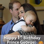 Happy 1st Birthday Prince George! http://t.co/w3n2VlTy9J