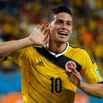 RT @GetFootballNews: BREAKING: Real Madrid have signed James Rodriguez for an undisclosed fee. Six-year deal. http://t.co/BnsIUojnuN