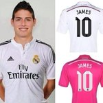 OFFICIAL: James Rodriguez has now signed for Real Madrid. http://t.co/WuzQOY2m9S