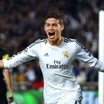 """@LeeCuriosidades: Real Madrid ficha a James Rodríguez por € 80 millones. http://t.co/FJf83D62FB"" ????????????"
