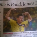 RT @paddypower: With James Rodríguez making the news again, one headline writer gets ready for action... http://t.co/0yH6gdX4kI