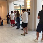 Single game tickets for @vikings on sale at 9am. Heres the line. This is it. http://t.co/kMLxbzdnlp