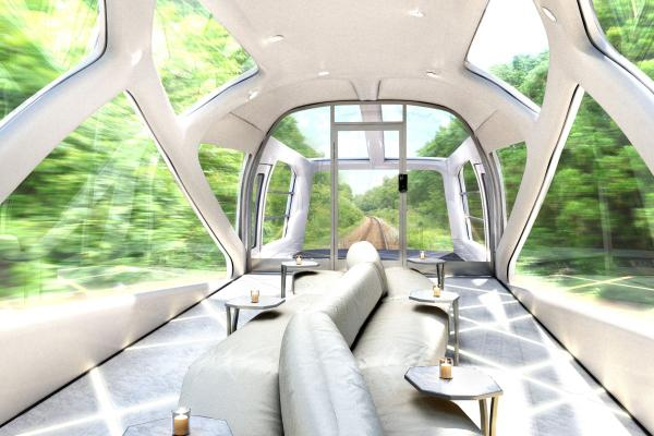 """@TIME: These are Japan's coolest new trains http://t.co/RUt0Krrmql Photo: East Japan Railway Company http://t.co/VSDoYP7nMB"" @PXSH6XD"