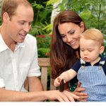 Cute kid alert. RT @WSJ: Prince George celebrated his first birthday today. Photos: http://t.co/SxEBo9HeI2 http://t.co/c7c10WVH5A