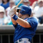#BlueJays option catcher Erik Kratz to triple-A Buffalo, will DFA reliever Brad Mills: http://t.co/jGetQirqvK http://t.co/x0UbwKkH1b
