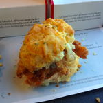 Someone combined Red Lobster and Chick-Fil-A to make the ULTIMATE chicken biscuit http://t.co/kDdqHSV663 http://t.co/Ll6FH6X7y4