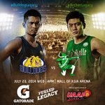 The DLSU Green Archers aim for their first win as they fight against the very hungry NU Bulldogs. http://t.co/2mJoPkznG6
