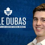 RT @MapleLeafs: Give #Leafs assistant GM Kyle Dubas a follow: @kyledubas #TMLtalk http://t.co/UYUjnis3T6