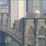 RT @TPM: Mysterious white flags fly atop the Brooklyn Bridge: http://t.co/h8TZ2CYAEe http://t.co/1GITyKAoL9