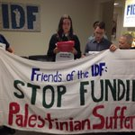 RT @cskpickles: As American Jews we demand @FIDF stop funding #GazaUnderAttack! http://t.co/e6Kd1TWtuj