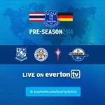 RT @Everton: LIVE: Whos watching tonights game on #evertontvlive? Details: http://t.co/XTeIykcwtn http://t.co/leyJliPPwC