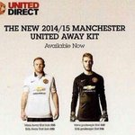 RT @unitedarmyfc: [Pic] 14/15 away kit. http://t.co/xd8sEqdGKU