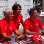 RT @LFCUSA: Ian Rush and @Robbie9Fowler sign autographs for fans at #LFCs pop-up store at Faneuil Hall in Boston #lfc #lfctour http://t.co/WUajPmcsCp