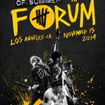were playing a special gig at LAs Forum on NOV15!! This is MASSIVE for us to play such an iconic venue :D #5SOSFORUM http://t.co/iIURzlbpM6